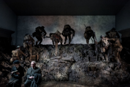 Chichester Festival Theatre's Production of First Light. Credit: Photo by Manuel Harlan.