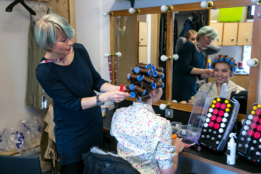 Chichester Festival Theatre Wigs Hair Make Up Backstage Sonja Mohr.